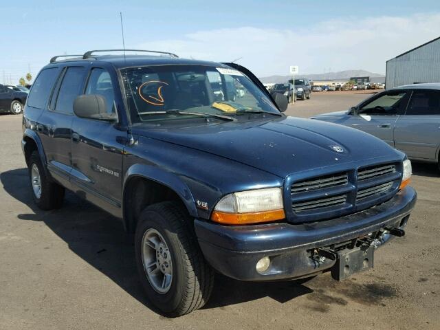 1B4HS28Z1YF109200 - 2000 DODGE DURANGO