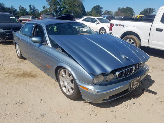2005 Jaguar Xj8 l 4.2. Lot 52075909 Vin SAJWA79C45SG48891