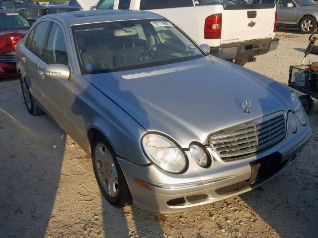 2005 Mercedes-benz E 320 cdi 3.2. Lot 52113509 Vin WDBUF26JX5A654984