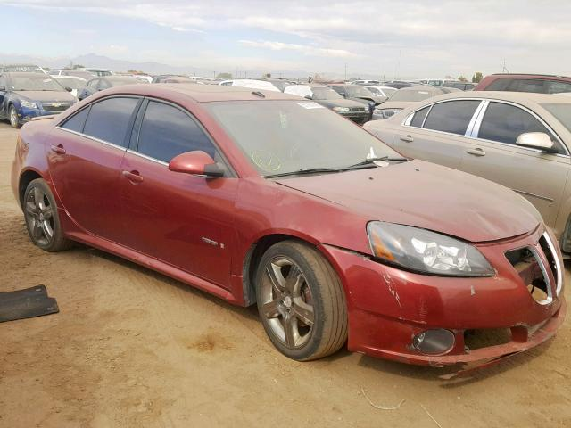 click here to view 2009 PONTIAC G6 GXP at IBIDSAFELY