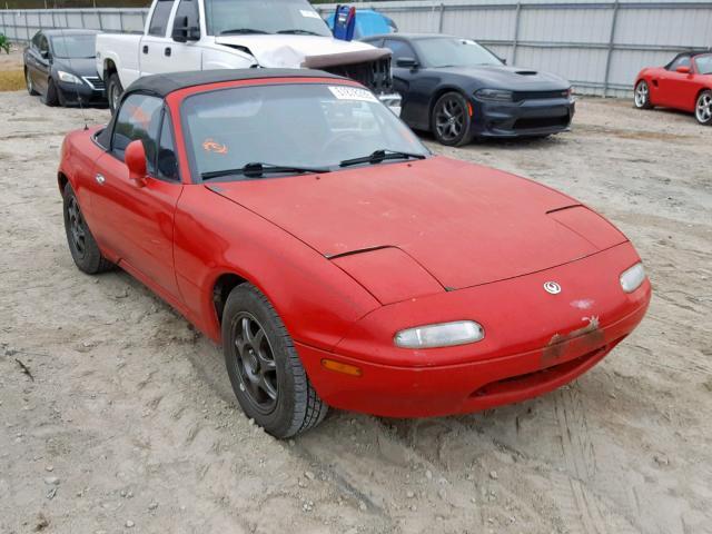 1994 Mazda Mx-5 miata 1.8. Lot 51878299 Vin JM1NA3534R0510727