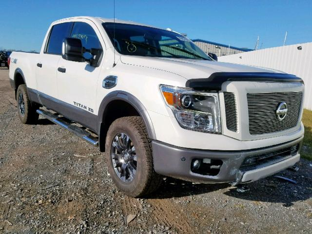 click here to view 2019 NISSAN TITAN XD S at IBIDSAFELY