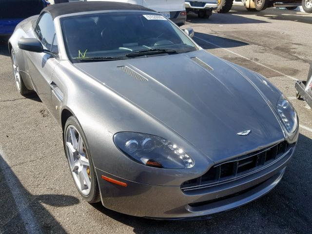 click here to view 2008 ASTON MARTIN V8 VANTAGE at IBIDSAFELY