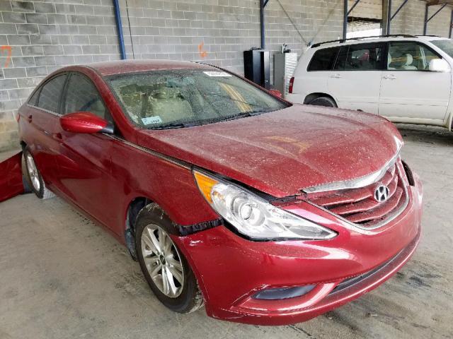 2013 Hyundai Sonata gls 2.4. Lot 50849169 Vin 5NPEB4ACXDH641861