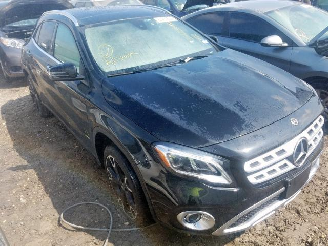 2019 Mercedes-benz Gla 250 2.0. Lot 51234529 Vin WDCTG4EB2KU003028