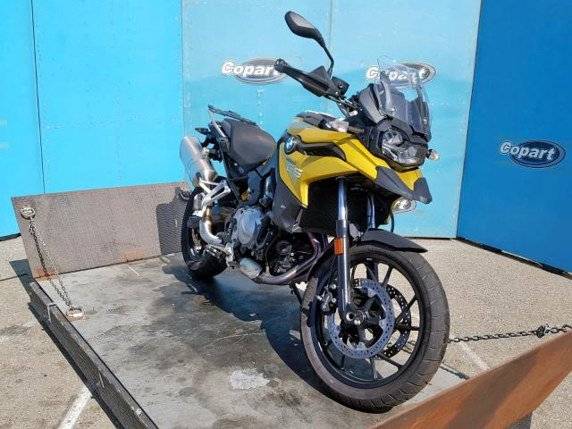 click here to view 2019 BMW F 750 GS at IBIDSAFELY