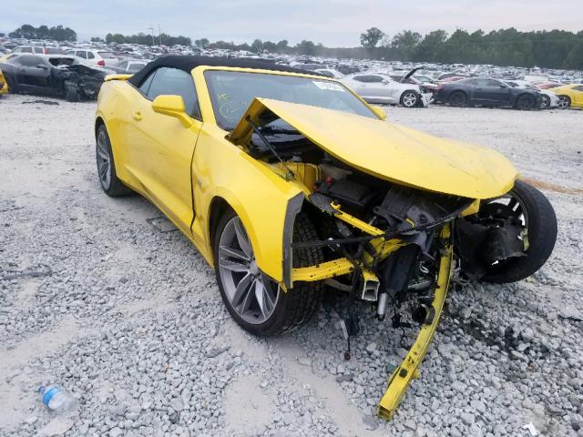 click here to view 2017 CHEVROLET CAMARO LT at IBIDSAFELY