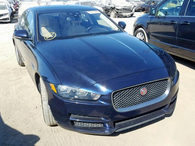 click here to view 2017 JAGUAR XE PREMIUM at IBIDSAFELY
