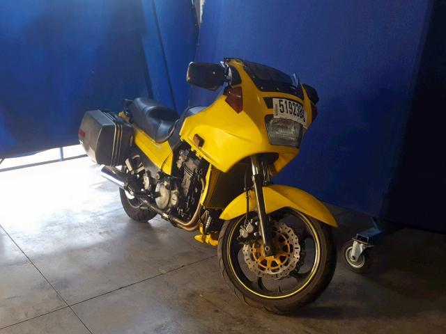 1994 Kawasaki Zg1000 . Lot 51923849 Vin JKAZGCA19RB508068