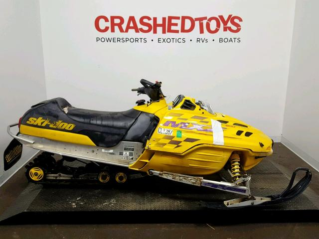 click here to view 1999 SKI DOO MXZ 600 at IBIDSAFELY