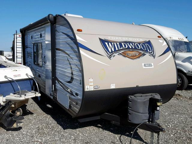 click here to view 2017 WILDWOOD WILDWOOD X at IBIDSAFELY