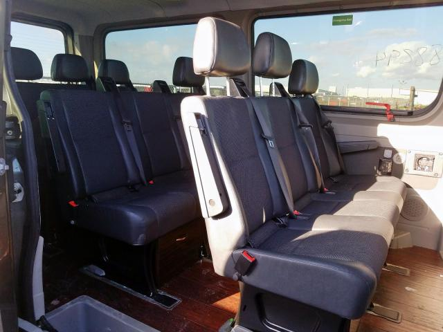 2013 Mercedes-benz Sprinter 2 3.0. Lot 51322949 Vin WDZPE7CD3D5763842