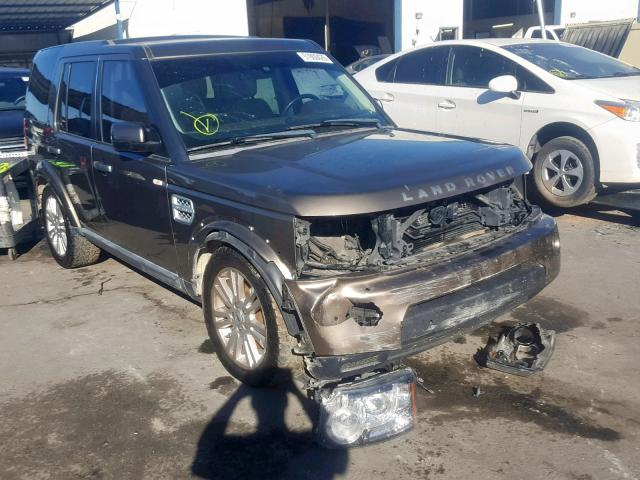 click here to view 2011 LAND ROVER LR4 HSE LU at IBIDSAFELY
