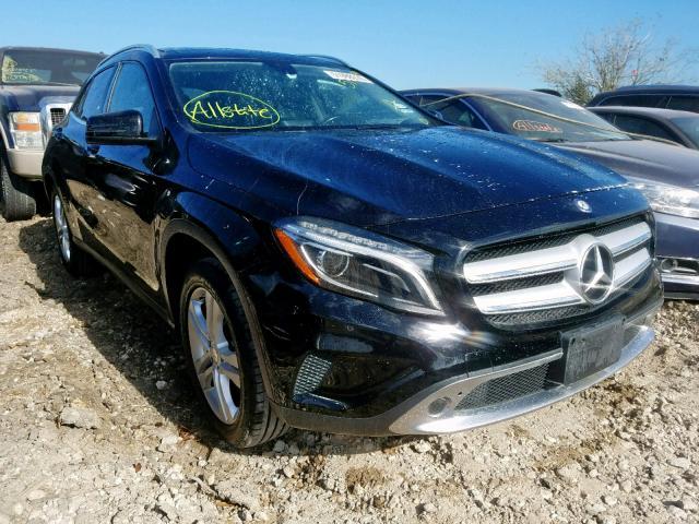 2015 Mercedes-benz Gla 250 4m 2.0. Lot 51998239 Vin WDCTG4GB1FJ103772