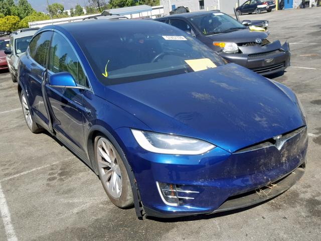 click here to view 2018 TESLA MODEL X at IBIDSAFELY