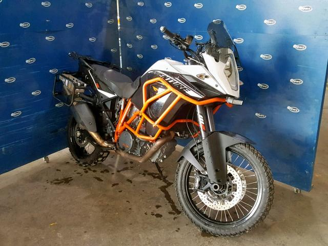 click here to view 2014 KTM 1190 ADVEN at IBIDSAFELY