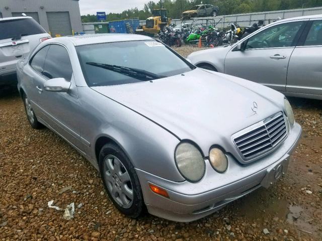 2000 Mercedes-benz Clk 320 3.2. Lot 52286569 Vin WDBLJ65GXYF144617