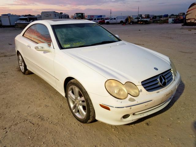 2005 Mercedes-benz Clk 320c 3.2. Lot 52609169 Vin WDBTJ65J85F153419
