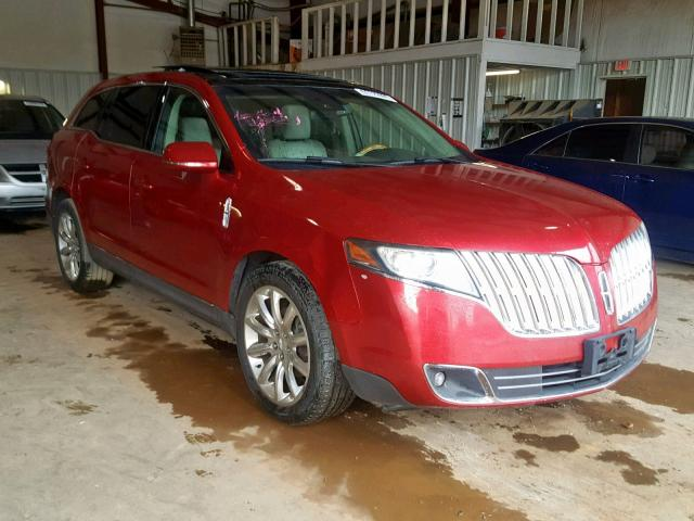 click here to view 2010 LINCOLN MKT at IBIDSAFELY