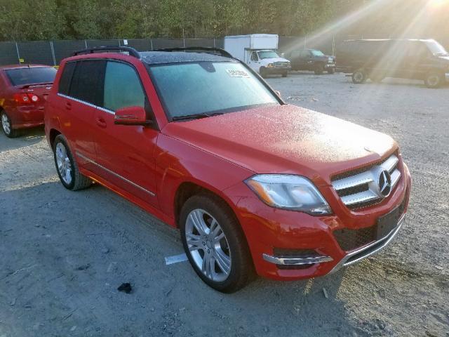 2014 Mercedes-benz Glk 250 bl 2.1. Lot 52512929 Vin WDCGG0EB8EG327341