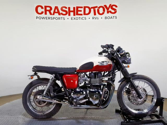 click here to view 2012 TRIUMPH MOTORCYCLE BONNEVILLE at IBIDSAFELY