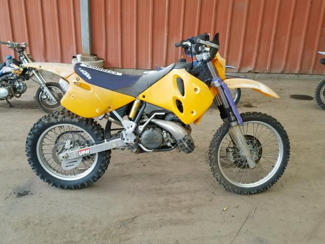 click here to view 1996 KTM MOTOCROSS at IBIDSAFELY