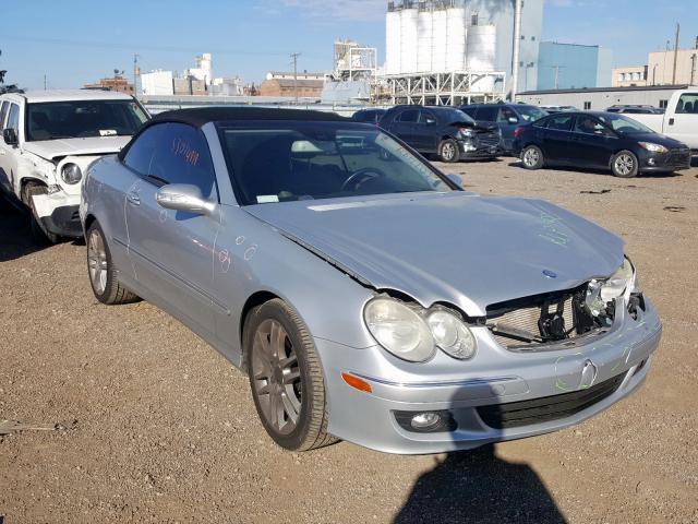 2008 Mercedes-benz Clk 350 3.5. Lot 53014939 Vin WDBTK56F58F256237