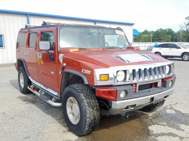 click here to view 2003 HUMMER H2 at IBIDSAFELY