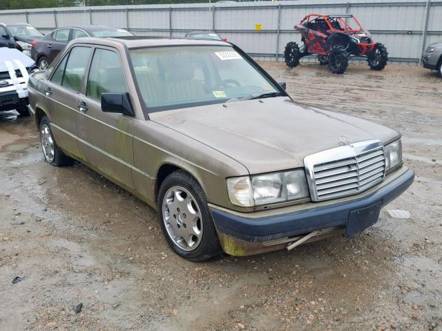 1989 Mercedes-benz 190 e 2.6 . Lot 52202299 Vin WDBDA29D6KF649039