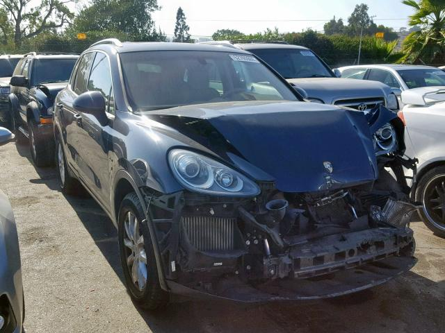 click here to view 2014 PORSCHE CAYENNE at IBIDSAFELY