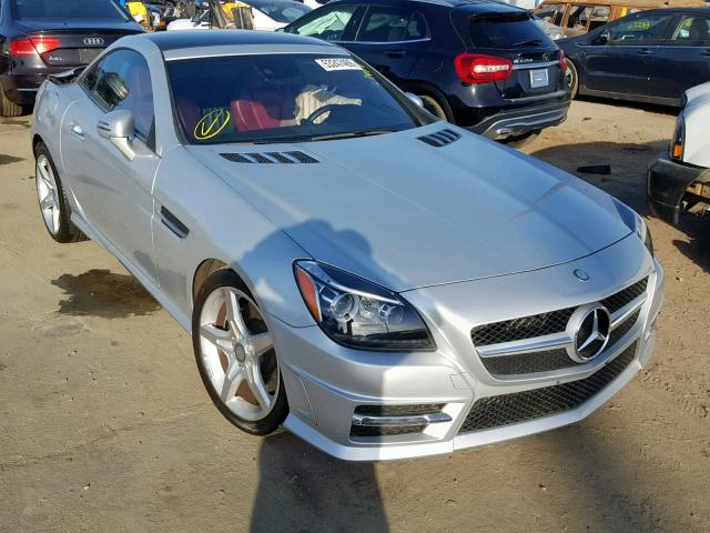click here to view 2016 MERCEDES-BENZ SLK 300 at IBIDSAFELY