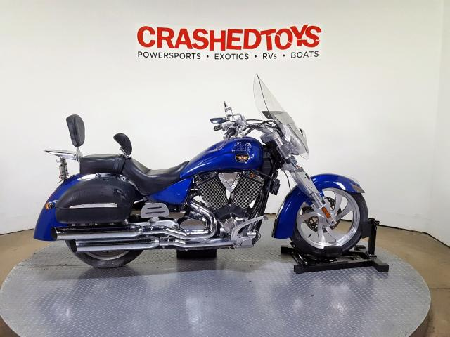 click here to view 2005 VICTORY MOTORCYCLES KINGPIN at IBIDSAFELY