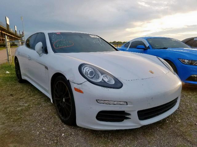2014 Porsche Panamera 2 3.6. Lot 51198539 Vin WP0AA2A77EL014931