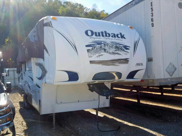click here to view 2010 KEYSTONE OUTBACK at IBIDSAFELY