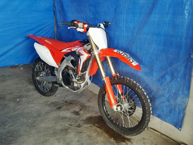 click here to view 2019 HONDA CRF450 R at IBIDSAFELY