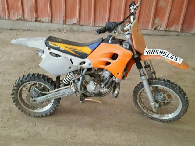 click here to view 2001 KTM 50 SXR at IBIDSAFELY