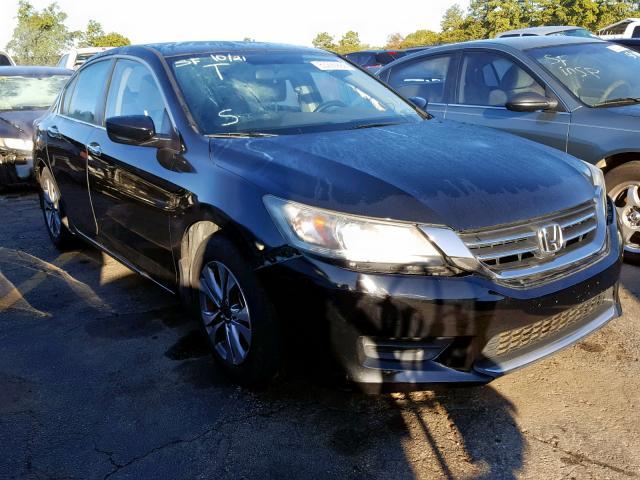 2013 Honda Accord lx 2.4. Lot 53226999 Vin 1HGCR2F38DA151539