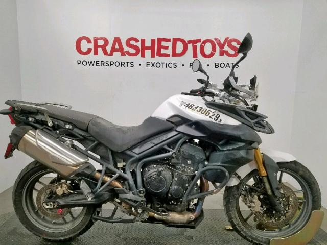 click here to view 2014 TRIUMPH MOTORCYCLE TIGER 800 at IBIDSAFELY