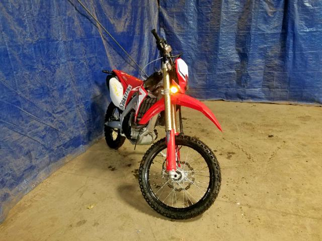 click here to view 2019 HONDA CRF450 L at IBIDSAFELY