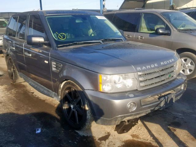 click here to view 2009 LAND ROVER RANGE ROVE at IBIDSAFELY