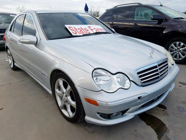 2007 Mercedes-benz C 230 2.5. Lot 53527419 Vin WDBRF52H07E025949
