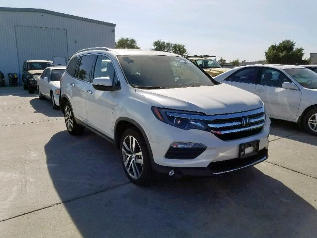 click here to view 2017 HONDA PILOT ELIT at IBIDSAFELY