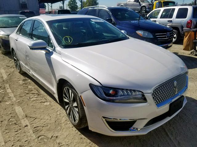 click here to view 2018 LINCOLN MKZ RESERV at IBIDSAFELY
