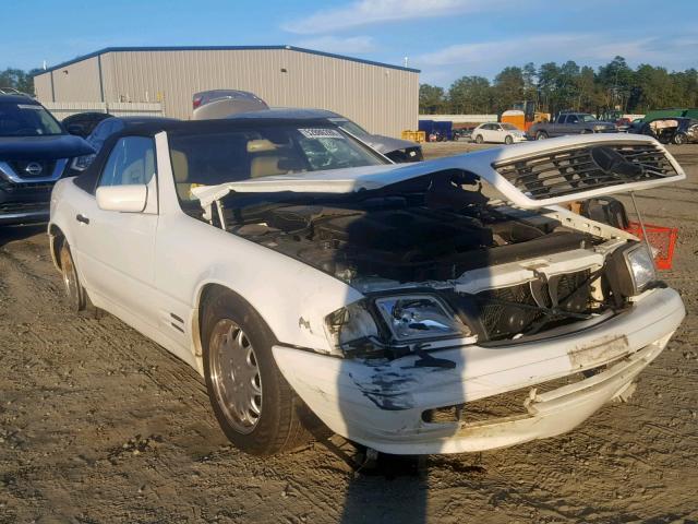 1997 Mercedes-benz Sl 500 5.0. Lot 52886289 Vin WDBFA67F0VF145594