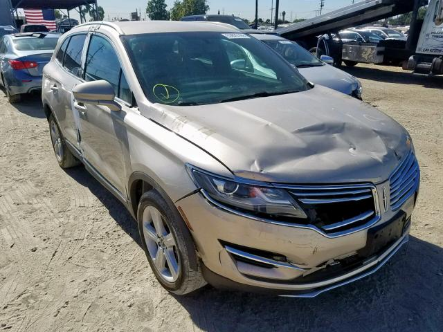 click here to view 2017 LINCOLN MKC PREMIE at IBIDSAFELY