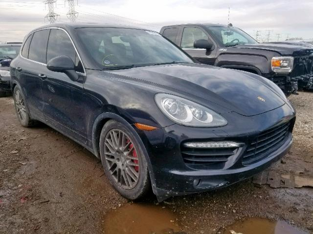 click here to view 2011 PORSCHE CAYENNE TU at IBIDSAFELY