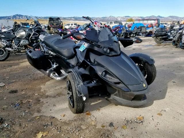 click here to view 2008 CAN-AM SPYDER ROA at IBIDSAFELY