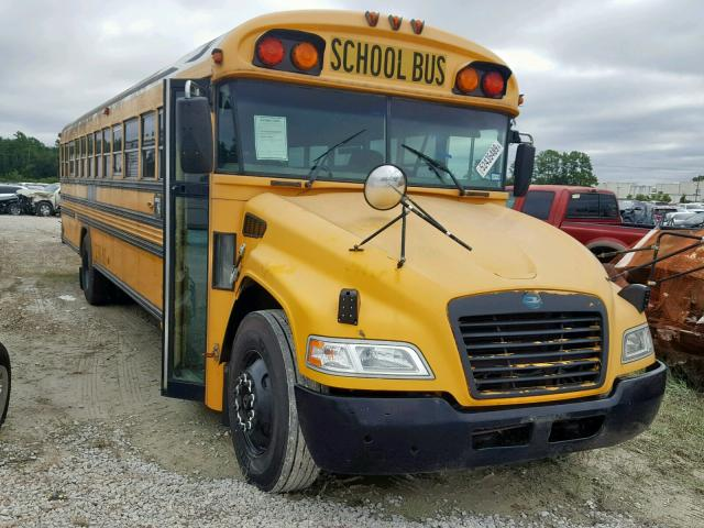 click here to view 2009 BLUE BIRD SCHOOL BUS at IBIDSAFELY