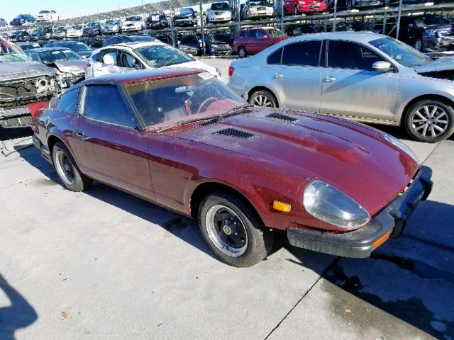 click here to view 1980 DATSUN 280 ZX at IBIDSAFELY