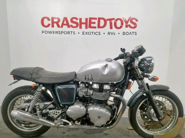 click here to view 2014 TRIUMPH MOTORCYCLE THRUXTON at IBIDSAFELY